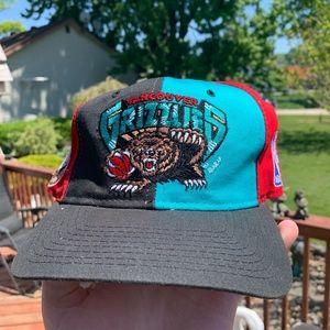Vintage Vancouver Grizzlies Snapback